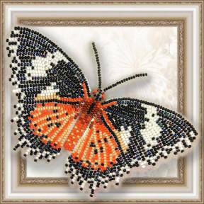 Набор для вышивки бисером бабочки на прозрачной основе Вдохновение Цитозия Библс BGP-005