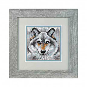 Набор для вышивания гобелен Dimensions Call of the Wolf  07211