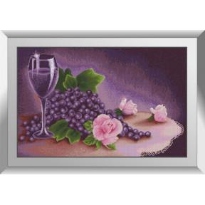 Набор алмазной живописи Dream Art Лиловый натюрморт 31473D