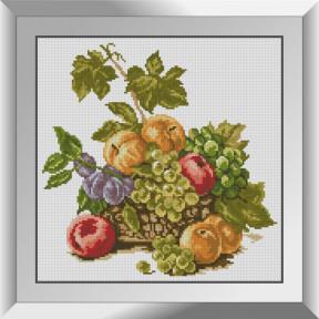 Набор алмазной живописи Dream Art Корзинка витаминов 31477D