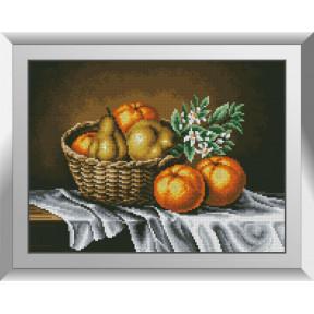 Набор алмазной живописи Dream Art Апельсины и груши 31480D