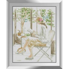 Набор алмазной живописи Dream Art Интересная книга 31493D
