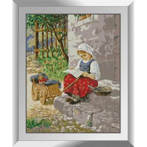 Набор алмазной живописи Dream Art Письмо от папы 31497D