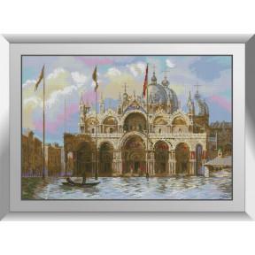 Набор алмазной живописи Dream Art Собор Святого Марка 31500D