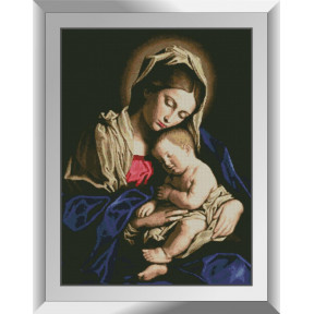 Набор алмазной живописи Dream Art Дева Мария 31501D