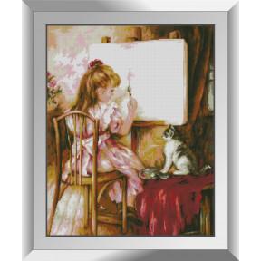 Набор алмазной живописи Dream Art Порисуем 31502D