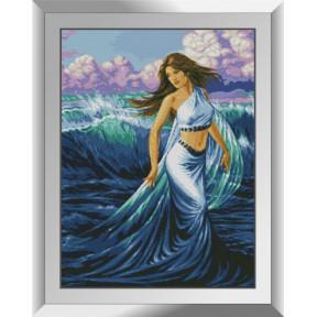 Набор алмазной живописи Dream Art Сирена 31506D