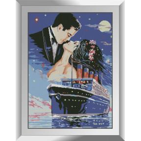 Набор алмазной живописи Dream Art Корабль любви 31515D