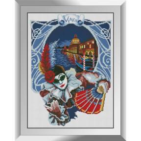 Набор алмазной живописи Dream Art Карнавал в Венеции 31519D