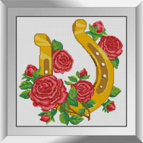 Набор алмазной живописи Dream Art Подкова на удачу 31528D