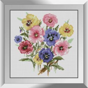 Набор алмазной живописи Dream Art Виола 31539D