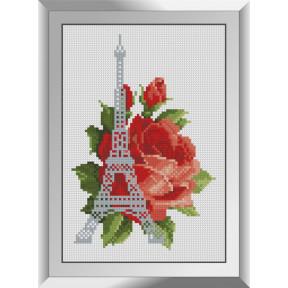 Набор алмазной живописи Dream Art Эйфелева башня 31552D