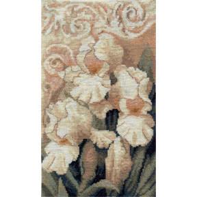 Набор для вышивки крестом Panna Ц-1414 Лирика