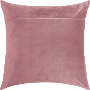 Обратная сторона наволочки для подушки Чарівниця  Розовый виноград(бархат) VB-318