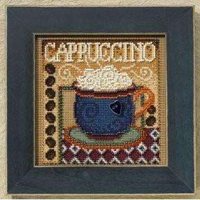 Набор для вышивания Mill Hill MH148202 Cappuccino/Капучино