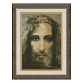 """Набор для вышивки крестом Dantel """"Туринская Плащаница"""" 137"""