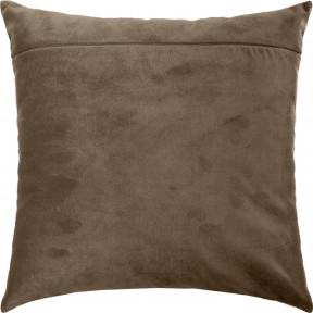 Обратная сторона наволочки для подушки Чарівниця Rакао (бархат). VB-304