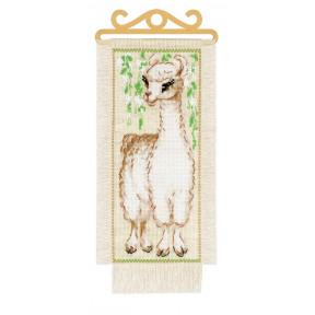 """Набор для вышивки крестом Риолис """"Альпака"""" 1890"""
