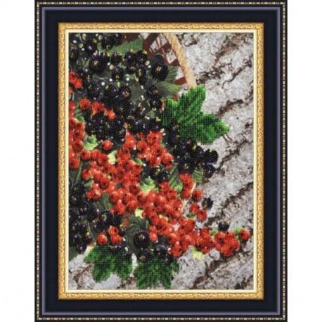 Набор для вышивания Картины Бисером Р-065 Смородина фото