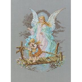 Набор для вышивания  Janlynn 1149-14 Guardian Angel