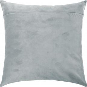 Обратная сторона наволочки для подушки Чарівниця Ночной туман (бархат) VB-315