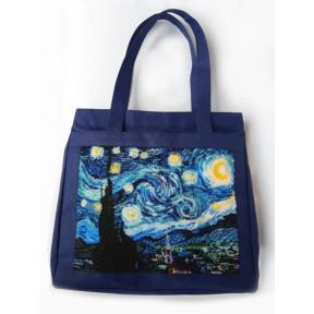 Набор для вышивания бисером Butterfly Звездная ночь (по мотивам В. Ван Гога) LB 071
