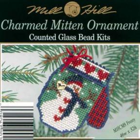 Набор для вышивания Mill Hill Frosty MHCM8
