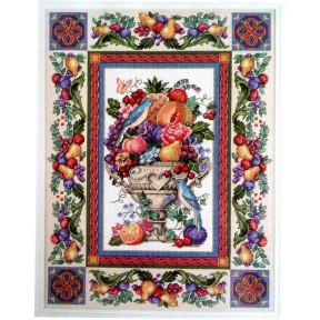 Набор для вышивания крестом Classic Design Элегантный натюрморт 4498