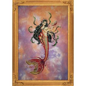 "Схема для вышивания BELLA FILIPINA ""Pearl of the Orients Seas"" BF010"