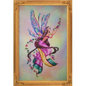 """Схема для вышивания BELLA FILIPINA """"Fairy Iridescence""""  BF009"""