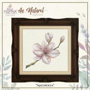 """Схема для вышивания BELLA FILIPINA """"Magnolia"""" BF021"""