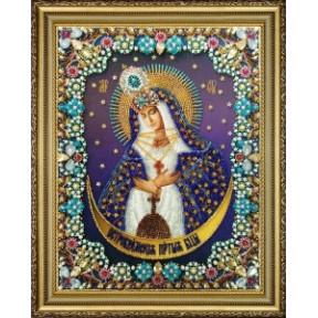 Набор для вышивания Картины Бисером Остробрамская   Р-425