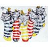 Набор для вышивания Design Works 9997 On The Line Kittens фото