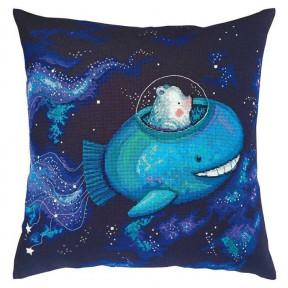 Набор для вышивки крестиком RTO Звездное море CU067