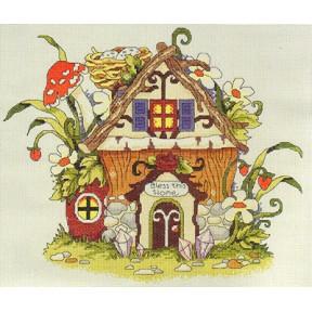 Набор для вышивания  Janlynn 021-1382 Fairy House