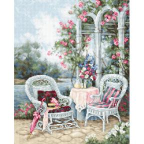 Викторианские воспоминания Luca-S Набор для вышивания B2378