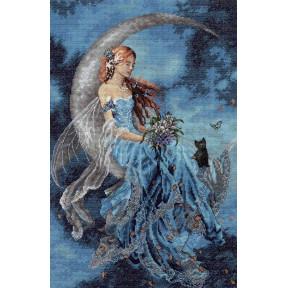 Фея лунного ветра Dimensions Набор для вышивания крестом 70-35393