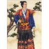 Набор для вышивания крестом Dimensions 06813 The Samurai фото