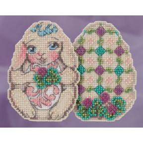 Bunny Egg / Кролик Mill Hill Набор для вышивания крестом JS181812