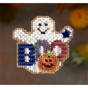Boo Ghost / Привидение Mill Hill Набор для вышивания крестом MH186202