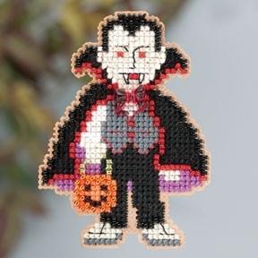 Dracula / Дракула Mill Hill Набор для вышивания крестом MH183204