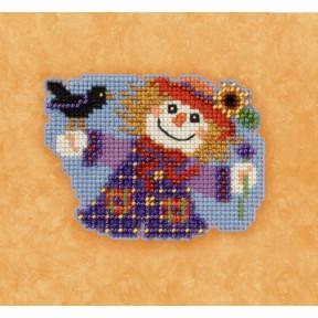 Sally Scarecrow / Пугало Салли Mill Hill Набор для вышивания крестом MH181723