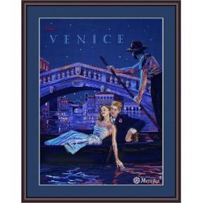 Visit Venice Мережка Набор для вышивания крестом К-181