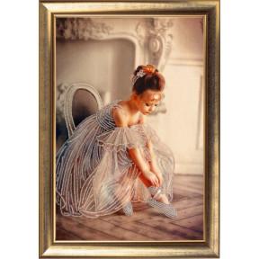 Балеринка Butterfly Набор для вышивания бисером 825Б