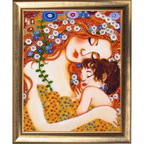 Мать и дитя. Г. Климт Butterfly Набор для вышивания бисером 811Б