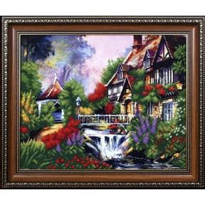 Набор для вышивания Магия Канвы Б-082 Сказочный пейзаж 3