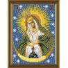 Набор для вышивки бисером Нова Слобода С-9019 Богородица