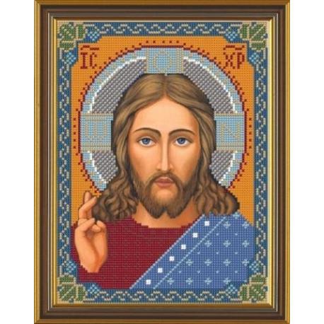Набор для вышивания бисером Нова Слобода С-9001 Христос