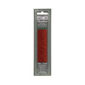 Мулине для вышивания Madeira хлопок 10 м. Цвет: 401