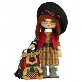 Девочка Элли Набор для шитья куклы Нова Слобода К1091
